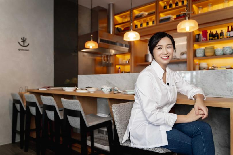 亞洲最佳女廚師陳嵐舒。(圖/GREEN & SAFE提供)