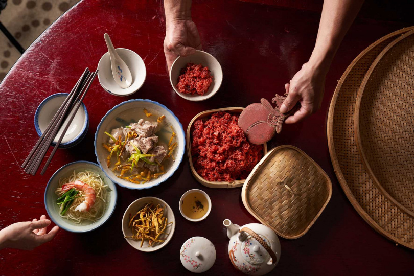 為滿足不同需求的消費者,「登堂入食」可用於所有餐飲內容。