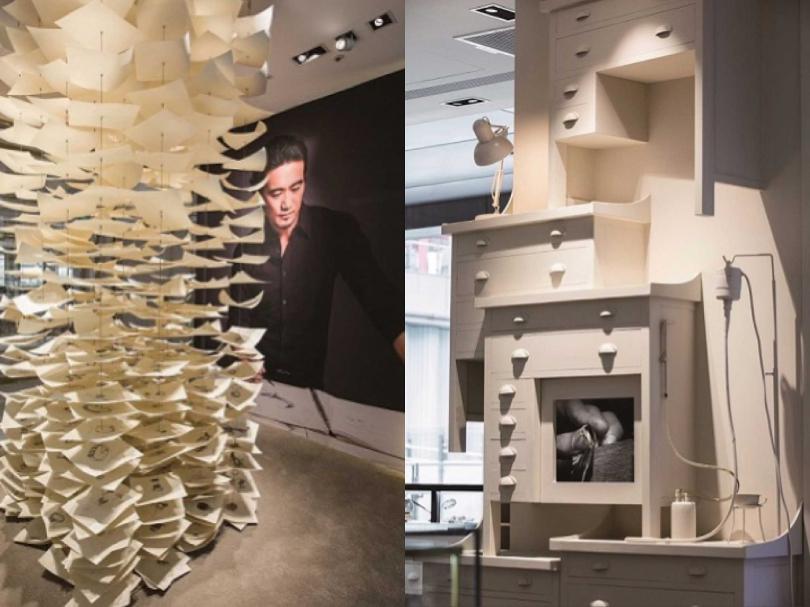 設計師林曉同「珠寶藝廊」,位於甫落成的台北遠東百貨信義A13(圖片提供╱Lin Shiao Tung)