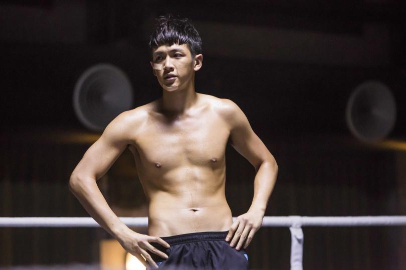 過去柯震東不了解自己的體態,一直以為瘦才是好,現在的他對身材更有自信。(圖/傳影互動提供)
