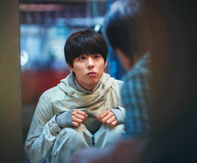 在導演心中,朴寶劍是飾演「徐福」的唯一人選。(圖/CATCHPLAY提供)