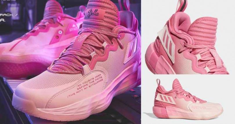 "adidas Dame 7 EXTPLY""Dame D.O.L.L.A""GV9877/ 3,890元(圖/品牌提供)"