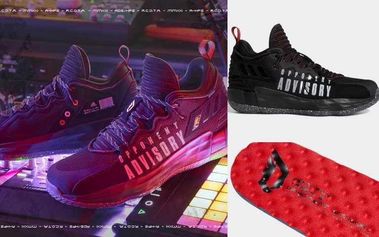 "adidas Dame 7 EXTPLY""Opponent Advisory""GV9872/ 3,890元(圖/品牌提供)"