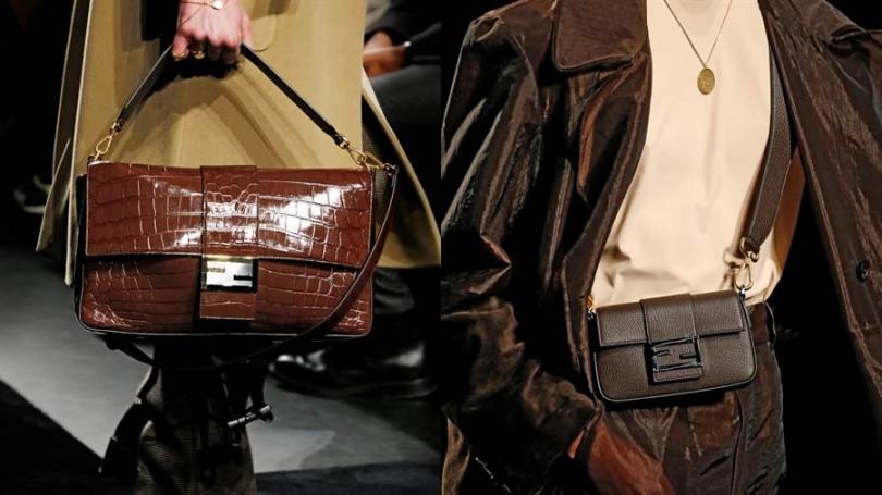 當經典Baguette包款成為男生樣貌,跳脫性別思維,可以中性也可正式。