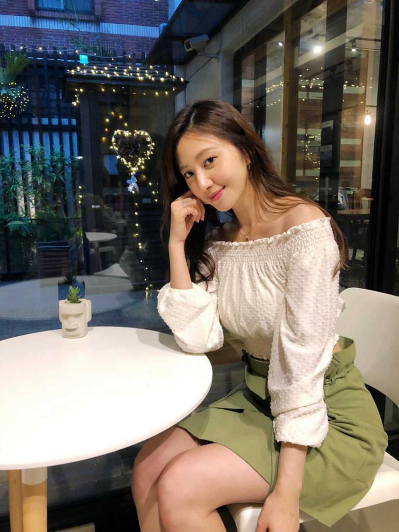 謝翔雅出道將滿7年因《通靈少女》被封為國民學姊。(圖/艾迪昇提供)