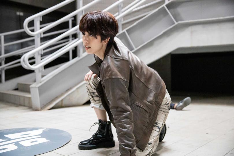 《誰都不能阻止我看電影:2020台北電影節形象廣告》照。