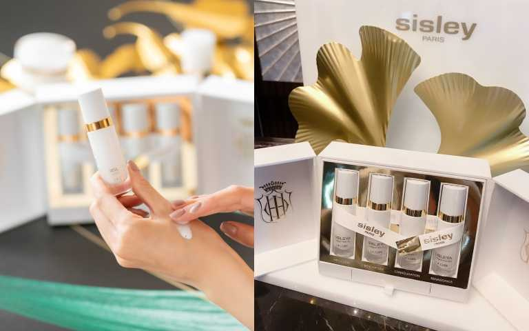 Sisley Sisleÿa抗皺活膚御緻激活安瓶10mlx4/32,500元(圖/品牌提供)