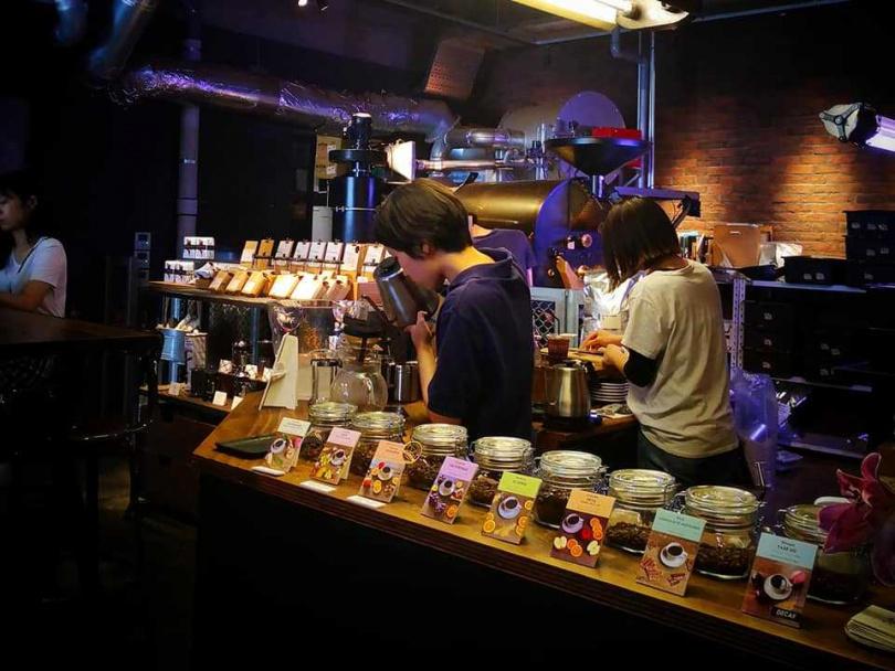 圖片來源:The Roastery by Nozy Coffee