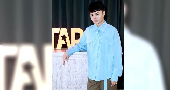 許富凱首次接演戲劇,成為影歌視三棲全方位藝人,(圖/LiTV線上影視提供)