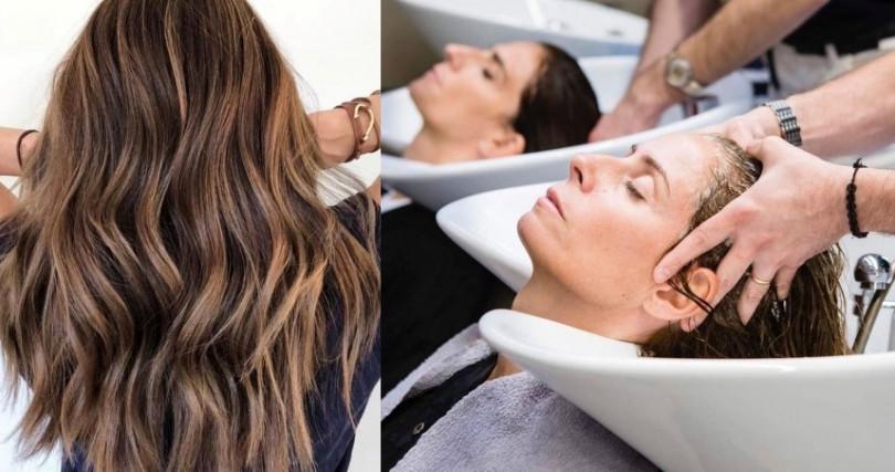 頭皮spa就跟臉部spa一樣,是重要的月保養法!(圖/卡詩ig)