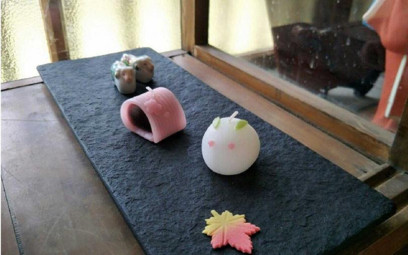 造訪八田與一紀念園區,來一場和菓子下午茶。(圖/交通部觀光局)