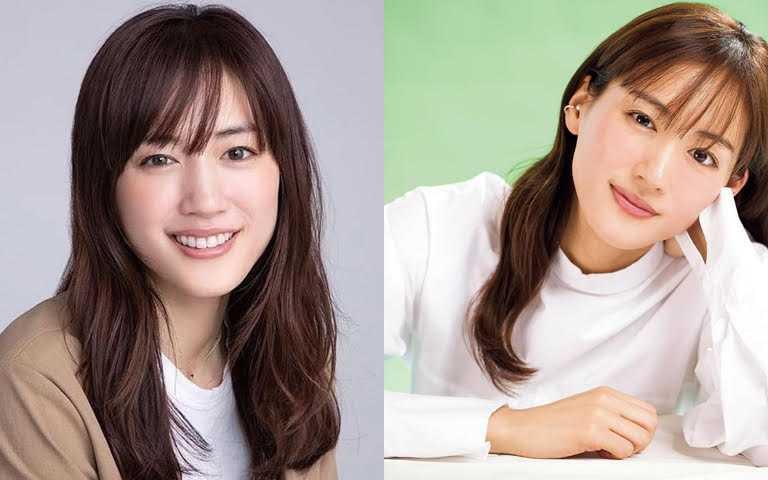 去年日本網站曾舉辦「30代人氣女神」票選比賽,結果新垣結衣僅排名第二,第一名則是由綾瀨遙奪下!(圖/翻攝網路)