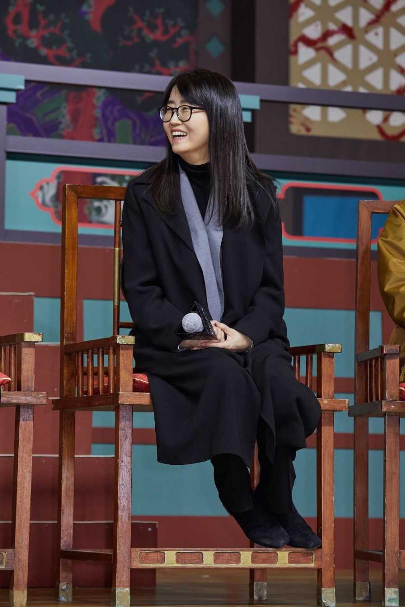 編劇金銀姬希望《李屍朝鮮》可以做到第十季。(圖/Netflix提供)