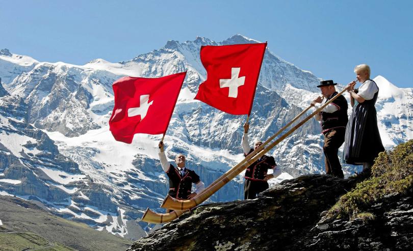 參加線上培訓課程,有機會贏得免費瑞士之旅。(圖/瑞士旅遊局提供)