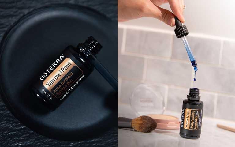 想讓肌膚重現青春活力,很推薦多特瑞這款以石榴籽油為基底、調和西洋蓍草精油的美容油--西洋蓍草/石榴籽油複合精華,兩種成分都對女性肌膚的生理機能有極好的調理作用,能提升肌膚的防禦力、並活化肌底,幫助肌膚恢復彈性。(圖/品牌提供)