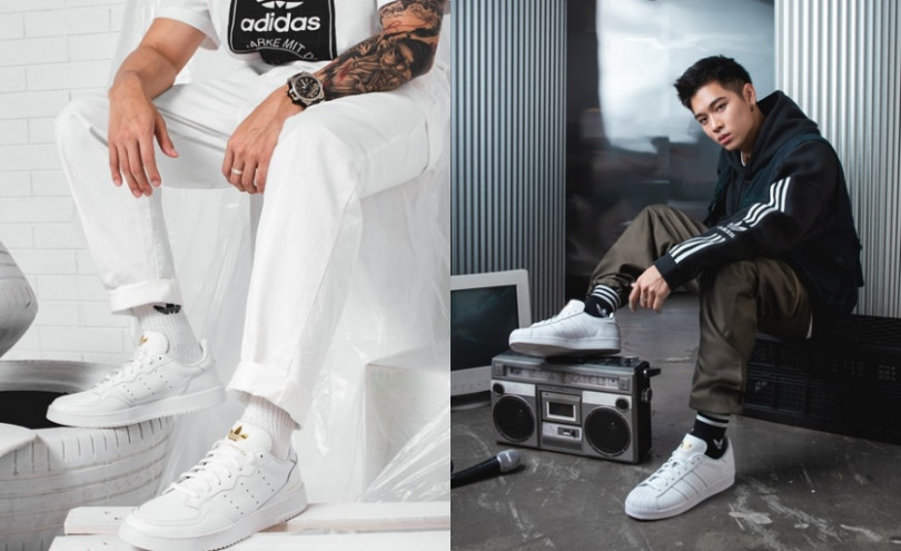 高爾宣。(圖/adidas Originals提供)