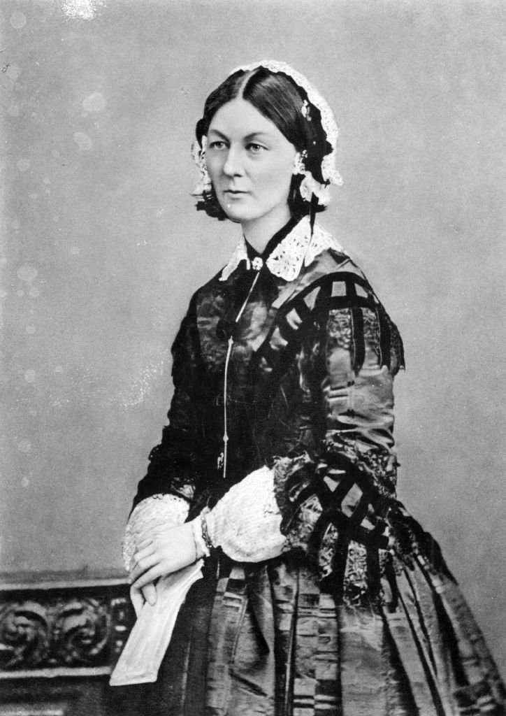 南丁格爾(Florence Nightingale)