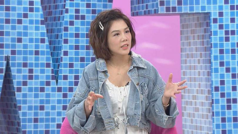 楊晨熙透露本來想日本開設飲料店,好在日本申請流程時間久,讓她逃過疫情。(圖/八大電視提供)