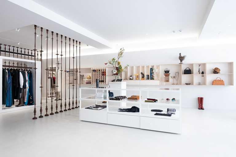 時尚設計師品牌JAMEI CHEN,落腳臺北大安路開設全新概念店。(圖╱JAMEI CHEN提供)