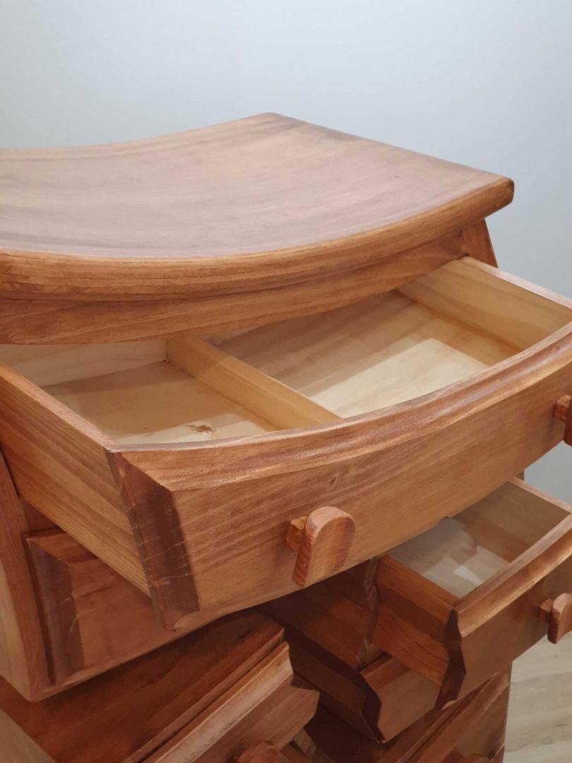 圖片來源:One Of A Kind Woodwork Creations By Henk臉書