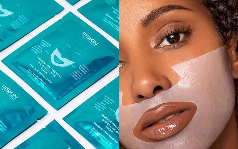 111SKIN超淨化防禦口罩面膜 5*10ml/2,380元  絕對是拯救口罩爛痘的神級面膜!(圖/品牌提供)