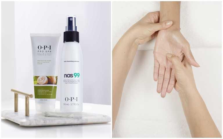價值600元的OPI PRO SPA基礎手部護理保養服務,讓雙手呵護有感。(圖/品牌提供)