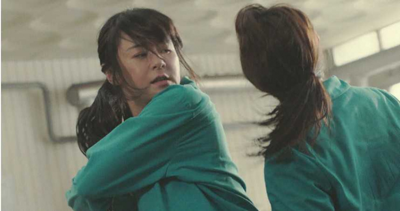 崔江熙連高難度的動作戲都自己來,讓同劇男演員大為佩服。(圖/friDay影音提供)