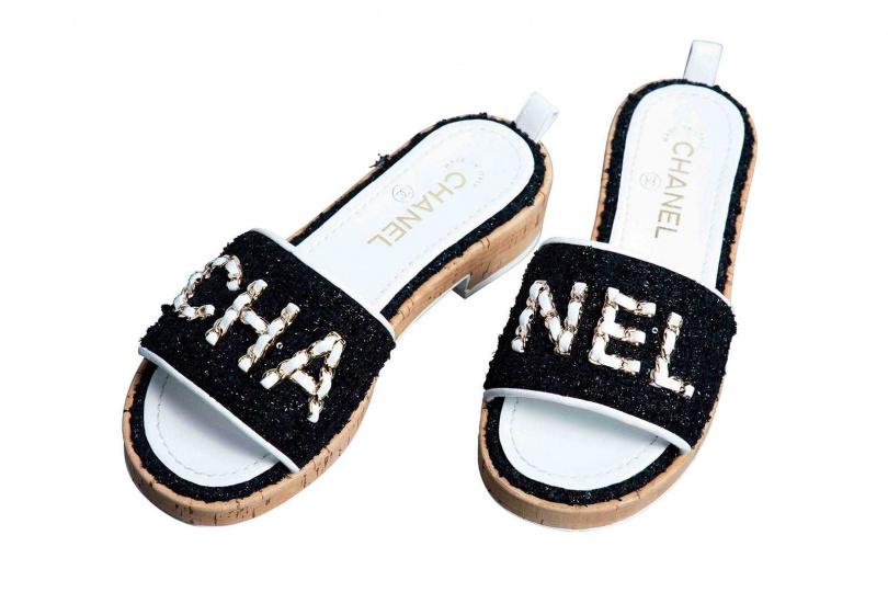 CHANEL穆勒鞋/20,000元(攝影/莊立人)