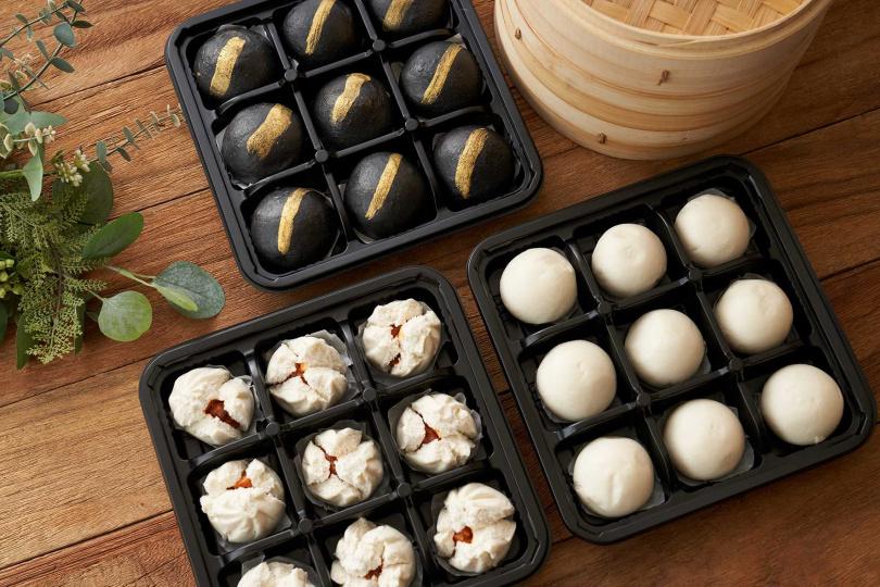珍珠坊推出多種港式料理,喜歡小點心的朋友不要錯過!
