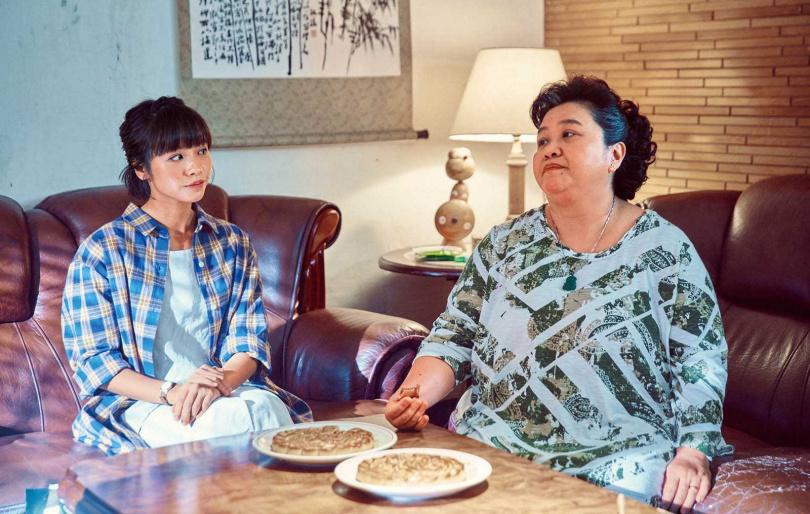 劇中黃姵嘉與鍾欣凌上演婆媳衝突,但私下她可是把鍾欣凌當作媽媽看待。(圖/公視提供)