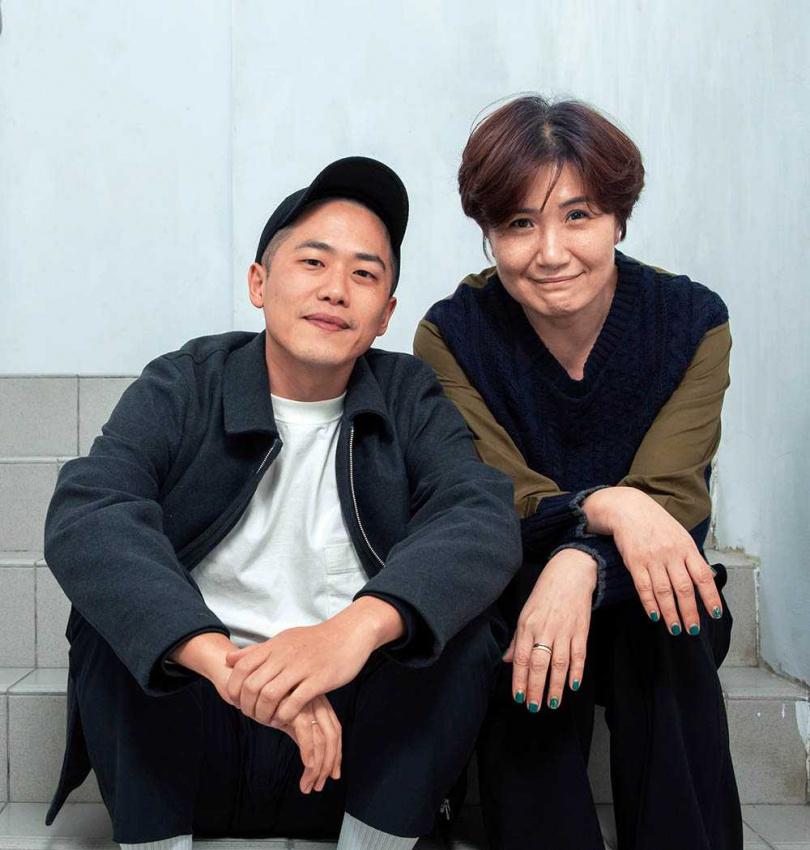 徐譽庭與許智彥繼《誰先愛上他的》再次合作,備受矚目。(圖/林士傑攝)