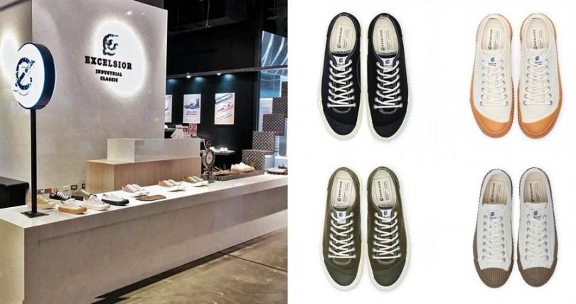 在K-ZONE妳可以找到EXCELSIOR餅乾鞋的各式經典&新品鞋型,不論尺寸款式都很齊全。(圖/品牌提供)