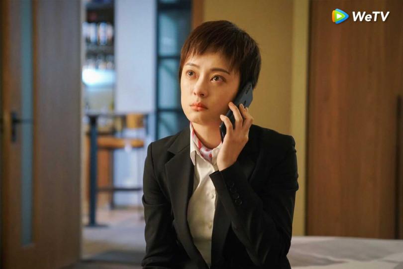 孫儷演出《安家》被網友批角色個性不討喜,但她並不在意。