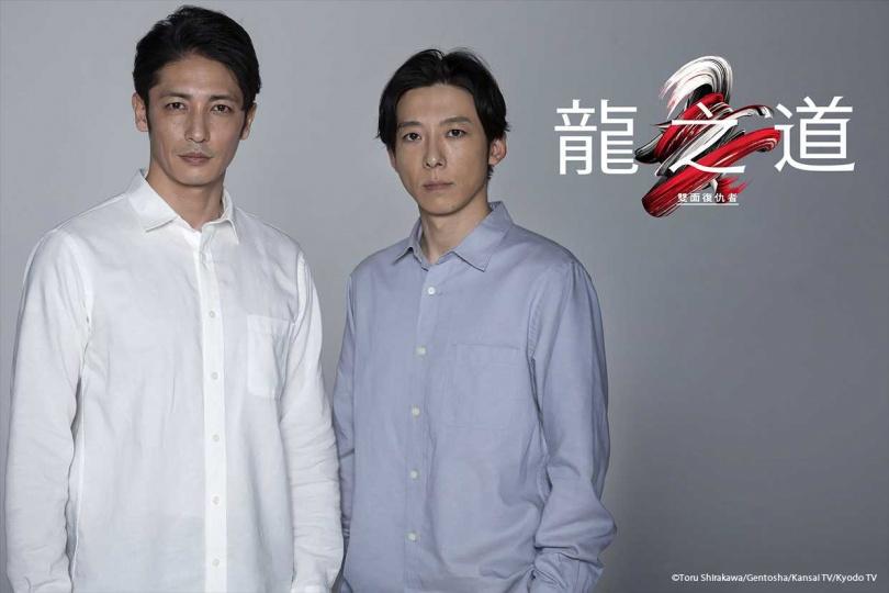 玉木宏和高橋一生飾演雙胞胎兄弟。(圖/friDay影音提供)