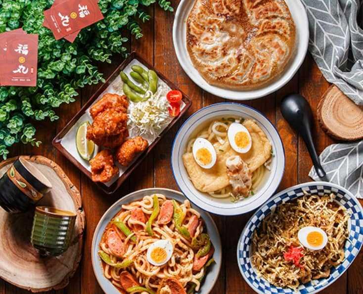 圖片來源:福丸燒餃-晚餐宵夜點心