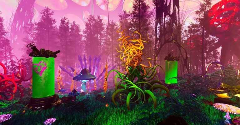 JENN LEE將以VR 360°沈浸式虛擬實境科技展出2021 FW新作。(圖/品牌提供)