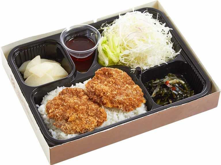 京都勝牛和式牛醬便當。