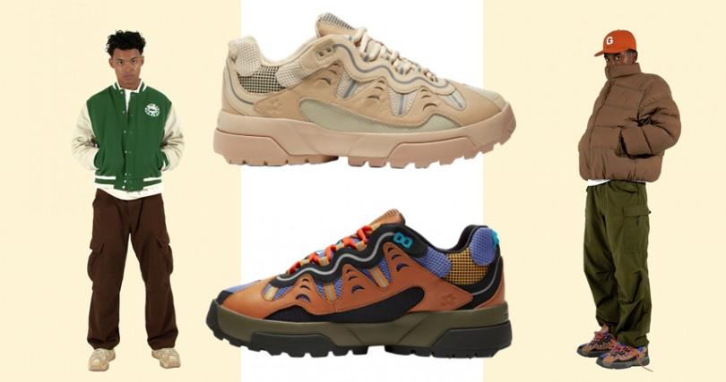 仿登山鞋的戶外感非常適合街頭型男時尚搭配。售價NT4,180。(圖/Converse)