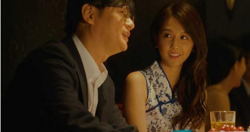 邵雨薇飾酒店小姐Yuki。(圖/公視)