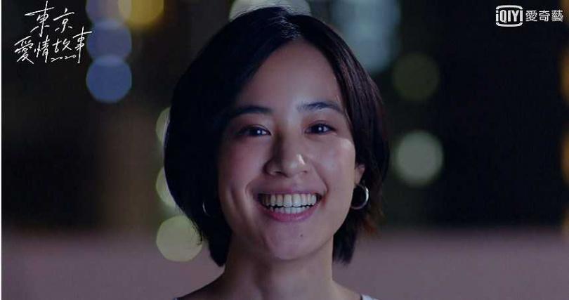 「赤名莉香」一角,由長期耕耘電影圈的石橋静河擔綱。(圖/愛奇藝台灣站提供)
