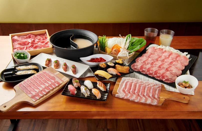 新鮮健康的食材及溫暖貼心的服務,廣受客人喜愛。(圖/しゃぶしゃぶ温野菜日本涮涮鍋專門店提供)