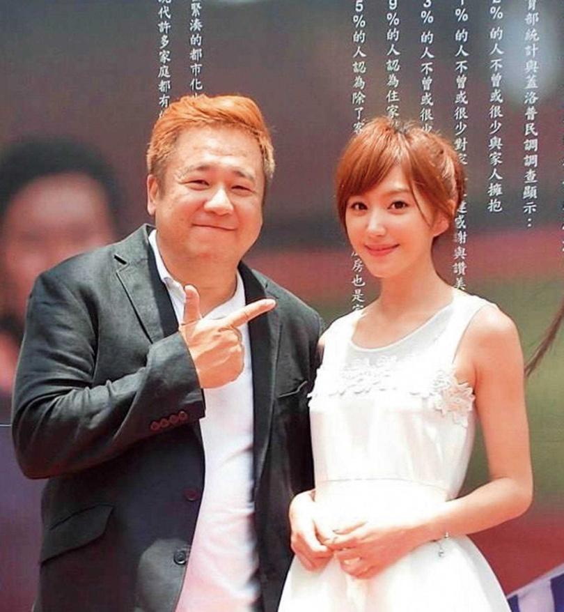 金鐘獎導演瞿友寧,是謝翔雅從模特兒踏入影視圈的伯樂。(圖/艾迪昇傳播提供)