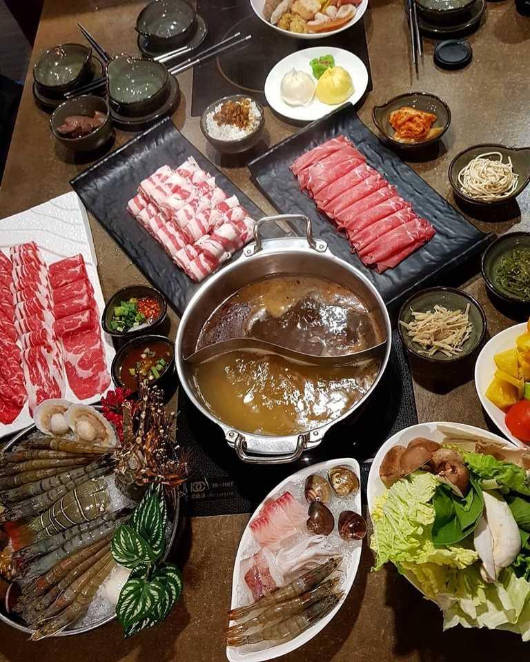 「藝爐晏」採吃到飽,只要399元起就能享用,十分平價,海鮮需另計。