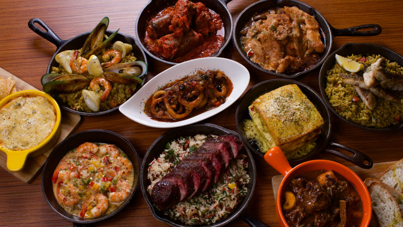 在店內品嚐南美洲美食,同時也能感受到當地文化帶來的熱情。