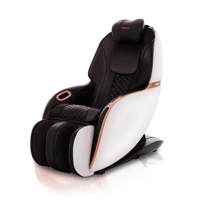 圖為mini玩美椅pro(深炭咖色)。