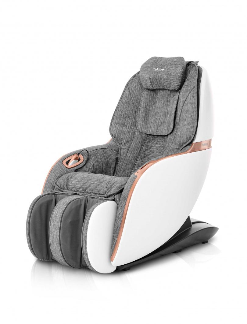 圖為mini玩美椅pro(灰色貓抓皮款灰色)。
