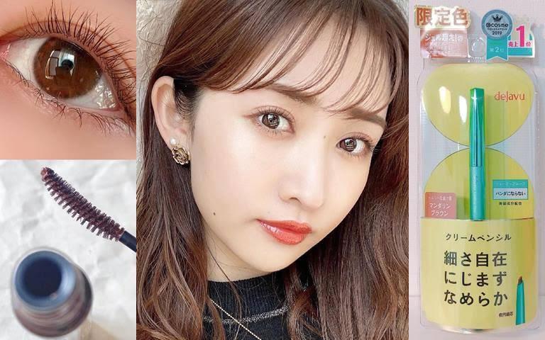 眼線、睫毛膏哪色賣最好?原來日本女生都選「這色」才有最自然不造假的大眼效果!