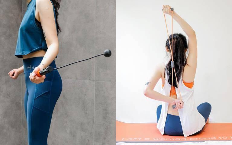 IG爆紅瘦身小物!「無繩跳繩」「8字繩」讓妳隨時都能做運動!找不到藉口能偷懶!