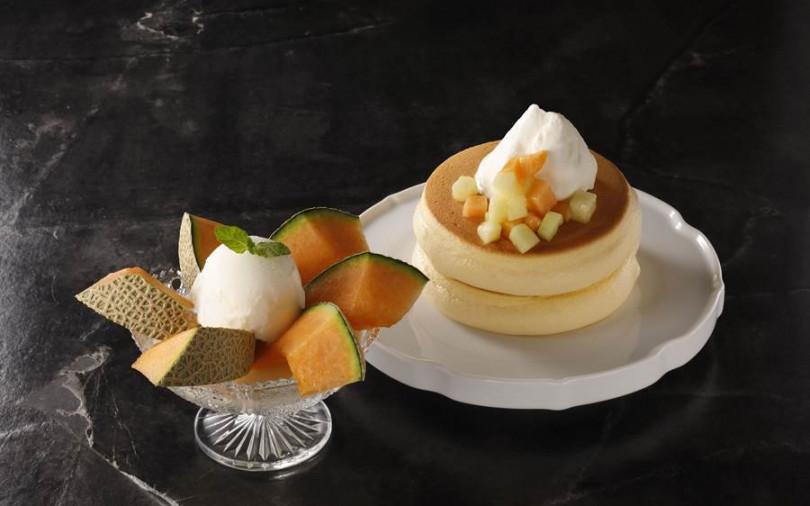 不閃了!「椿Tsubaki Salon」決定長駐晶華 還推出夏季限定果香鬆餅