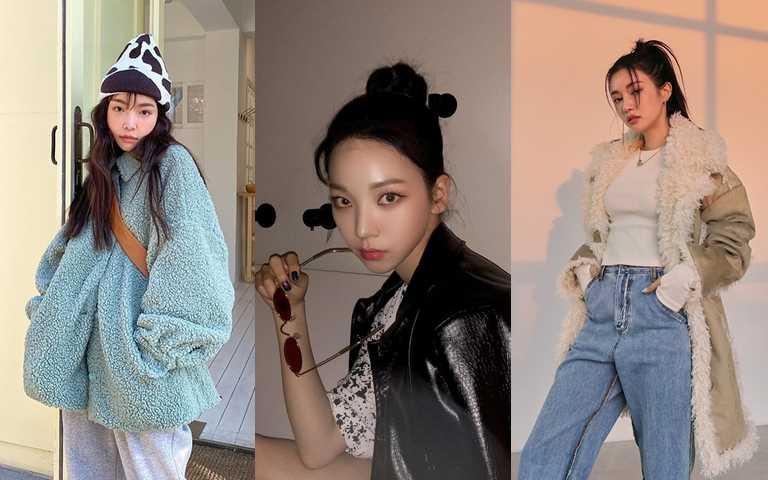 穿大衣、高領衫時,髮型該怎麼辦才好?!韓國女生教妳,原來搭配這樣的髮型不僅時髦、又能清爽有精神!